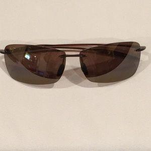 Maui Jim MJ-423-26 Lighthouse Polarized Sunglasses